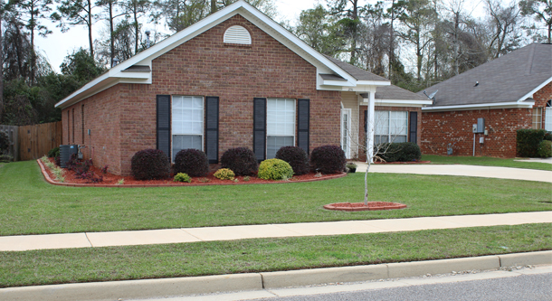 Landscaping West Mobile Al